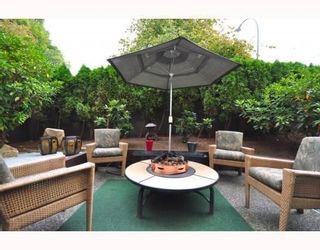 Photo 8: # 103 2110 YORK AV in Vancouver: Condo for sale : MLS®# V790281
