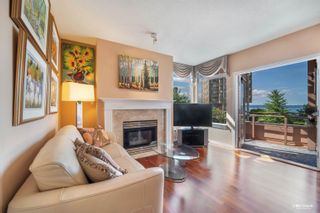 """Photo 3: 304 2271 BELLEVUE Avenue in West Vancouver: Dundarave Condo for sale in """"Rosemont"""" : MLS®# R2618962"""