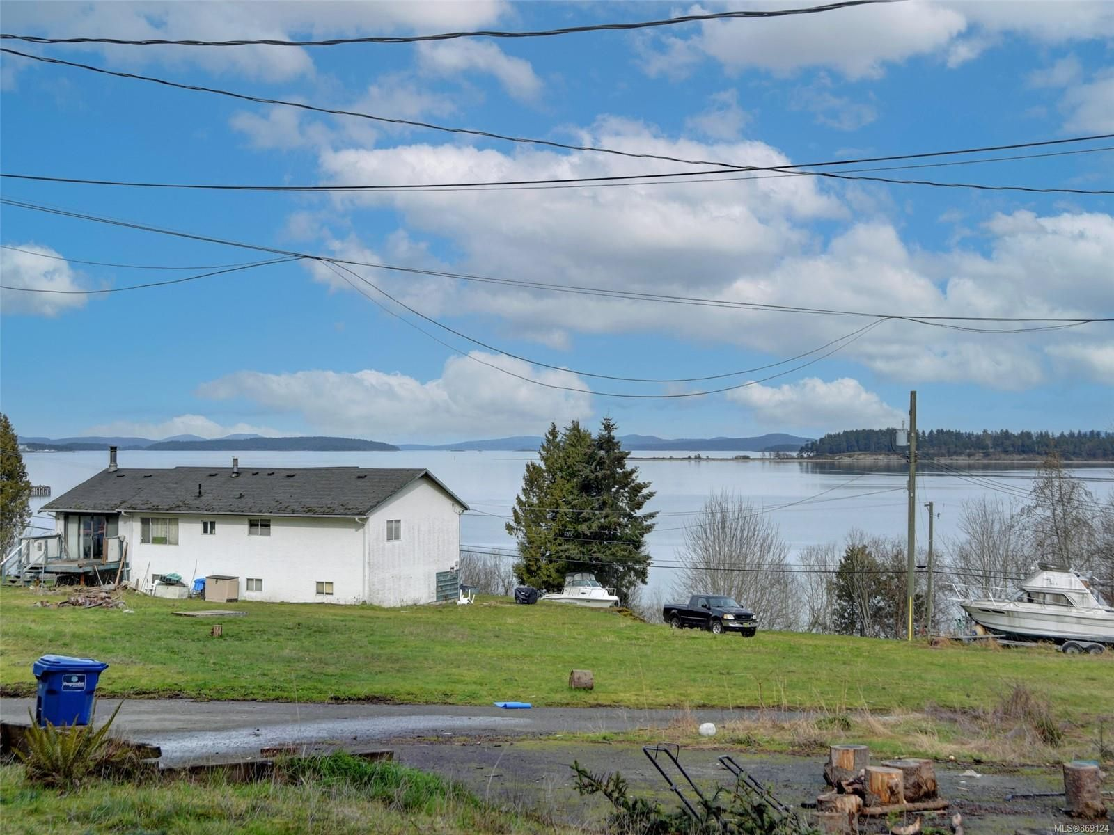 Main Photo: 23A 2694 Stautw Rd in : CS Hawthorne Manufactured Home for sale (Central Saanich)  : MLS®# 869124