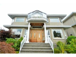 Photo 1: 7292 BARNET RD in BURNABY: Westridge BN House for sale (Burnaby North)  : MLS®# V1104455
