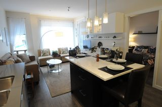 """Photo 1: 417 2665 MOUNTAIN Highway in North Vancouver: Lynn Valley Condo for sale in """"CANYON SPRINGS"""" : MLS®# R2435005"""