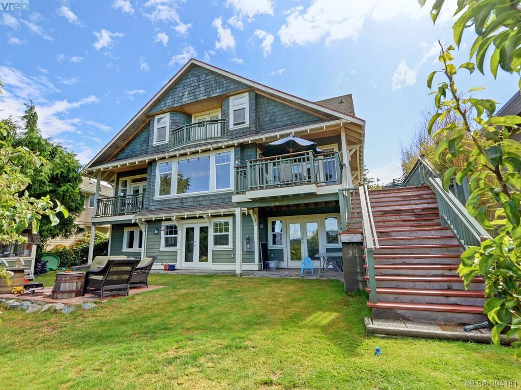 Main Photo: 2367 Tanner Ridge Pl in VICTORIA: CS Tanner House for sale (Central Saanich)  : MLS®# 790242