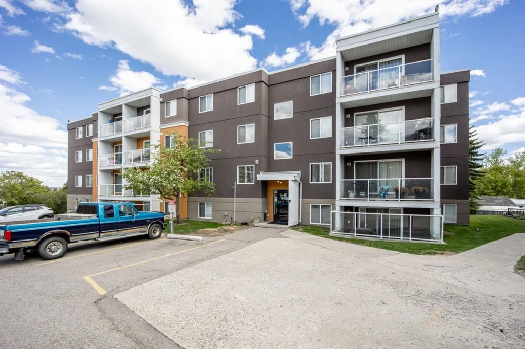 Main Photo: 202 4455C Greenview Drive NE in Calgary: Greenview Apartment for sale : MLS®# A1110677