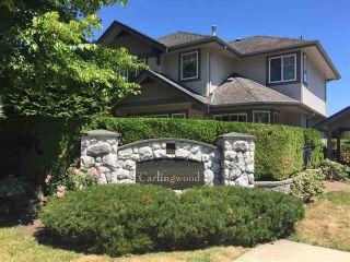 "Main Photo: 16 8888 151 Street in Surrey: Bear Creek Green Timbers Townhouse for sale in ""CARLINGWOOD"" : MLS®# R2513424"