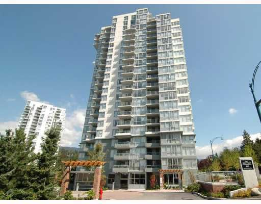 "Main Photo: 902 295 GUILDFORD Way in Port_Moody: North Shore Pt Moody Condo for sale in ""BENTELY"" (Port Moody)  : MLS®# V677629"