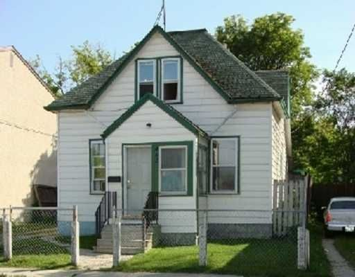 Main Photo: 462 Alexander Ave in Winnipeg: Residential for sale : MLS®# 2904216