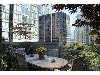 Photo 19: 1255 ALBERNI ST in Vancouver: West End VW Condo for sale (Vancouver West)  : MLS®# V1030777