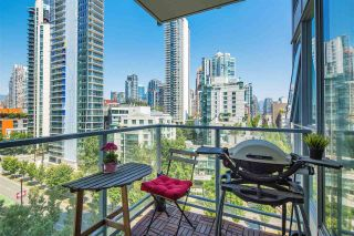 "Photo 12: 1106 1408 STRATHMORE Mews in Vancouver: Yaletown Condo for sale in ""WEST ONE BY CONCORD PACIFIC"" (Vancouver West)  : MLS®# R2285517"