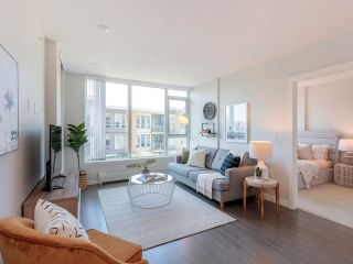 """Photo 9: 506 3281 E KENT AVENUE NORTH in Vancouver: South Marine Condo for sale in """"RHYTHM"""" (Vancouver East)  : MLS®# R2601108"""