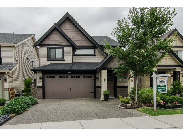 "Main Photo: 7820 211B Avenue in Langley: Willoughby Heights House for sale in ""YORKSON SOUTH"" : MLS®# F1418257"