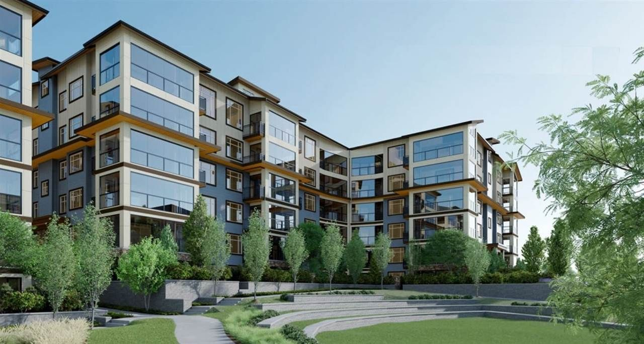 """Main Photo: 403 20325 85 Avenue in Langley: Willoughby Heights Condo for sale in """"Yorkson Park"""" : MLS®# R2540639"""