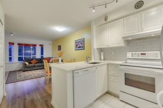 """Photo 9: 236 2565 W BROADWAY Street in Vancouver: Kitsilano Townhouse for sale in """"Trafalgar Mews"""" (Vancouver West)  : MLS®# R2581558"""