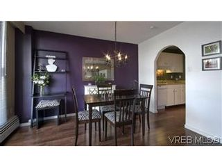 Photo 5: 606 777 Blanshard St in VICTORIA: Vi Downtown Condo for sale (Victoria)  : MLS®# 600007