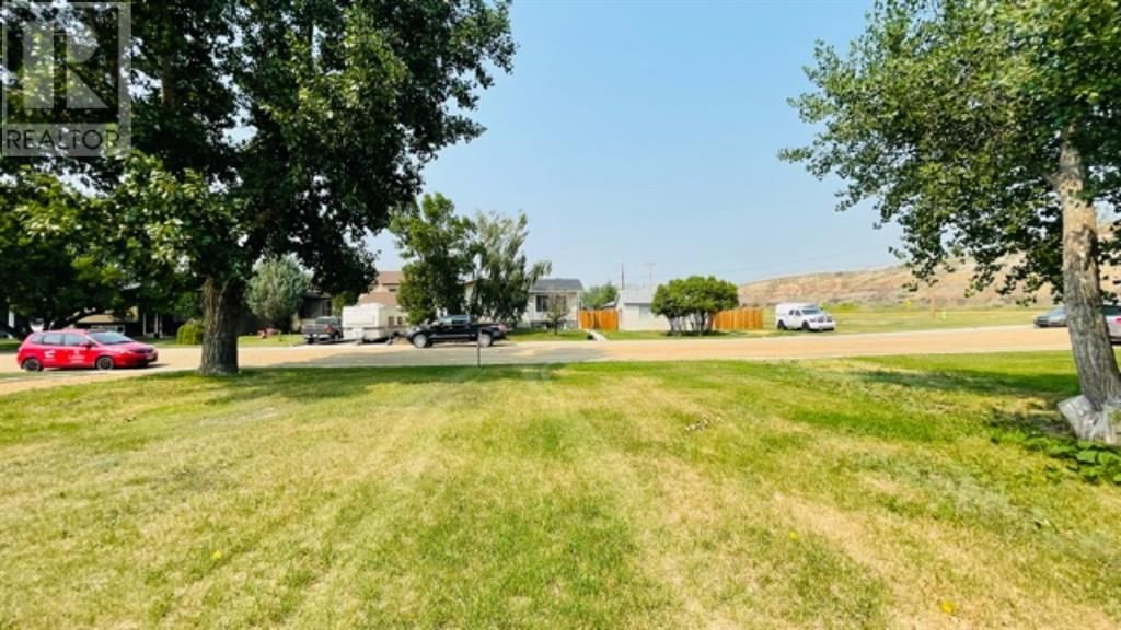 Main Photo: 71 2 Street E in Drumheller: Vacant Land for sale : MLS®# A1131845