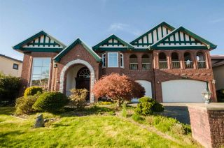 """Photo 1: 7851 SUNNYHOLME Crescent in Richmond: Broadmoor House for sale in """"SUNNYMEDE"""" : MLS®# R2158185"""