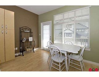 """Photo 5: 42 18839 69TH Avenue in Surrey: Clayton Townhouse for sale in """"Starpoint II"""" (Cloverdale)  : MLS®# F2907067"""