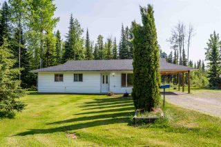 Photo 1: 14100 HUBERT Road in Prince George: Hobby Ranches House for sale (PG Rural North (Zone 76))  : MLS®# R2374014