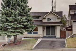 Photo 1: 43 STRATHEARN Crescent SW in Calgary: Strathcona Park Detached for sale : MLS®# C4183952