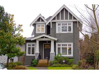 Photo 1: 4238 W 15TH Avenue in Vancouver: Point Grey House for sale (Vancouver West)  : MLS®# V930757