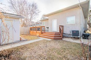 Photo 25: 874 Borebank Street in Winnipeg: River Heights South Residential for sale (1D)  : MLS®# 202102688