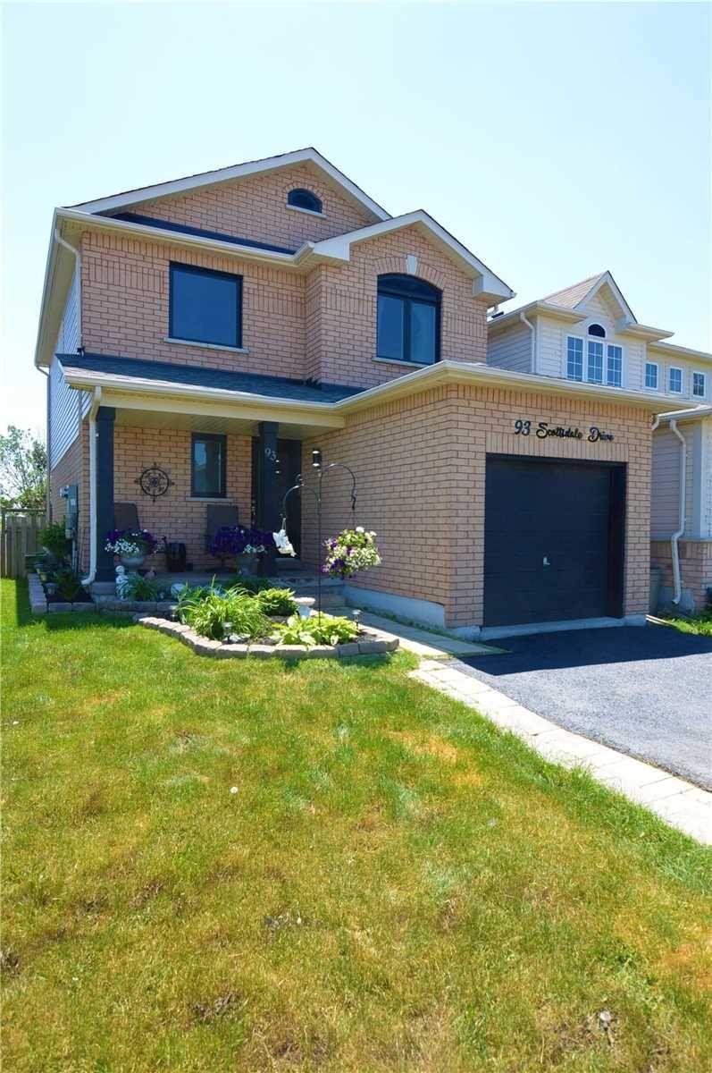 Main Photo: 93 Scottsdale Drive in Clarington: Bowmanville House (2-Storey) for sale : MLS®# E5269735