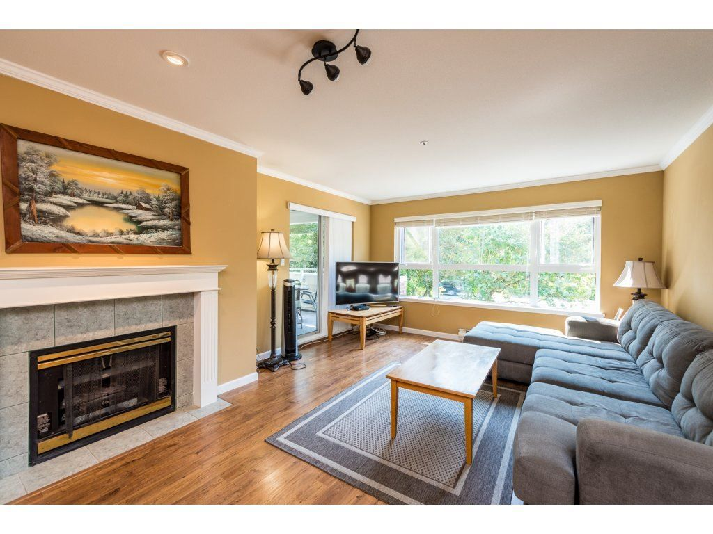 """Photo 2: Photos: 201 9626 148TH Street in Surrey: Guildford Condo for sale in """"Hartfood Woods"""" (North Surrey)  : MLS®# R2329881"""