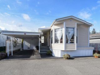 Photo 1: 18 1240 WILKINSON ROAD in COMOX: CV Comox Peninsula Manufactured Home for sale (Comox Valley)  : MLS®# 780089