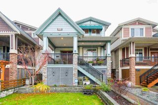 """Photo 1: 205 PHILLIPS Street in New Westminster: Queensborough House for sale in """"Queensborough"""" : MLS®# R2520483"""