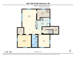Photo 50: 6227 109A Street in Edmonton: Zone 15 House for sale : MLS®# E4236818