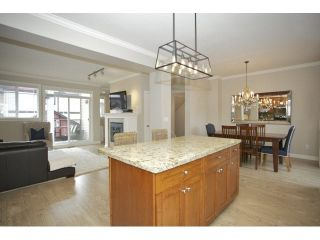 "Photo 13: 24 7168 179TH Street in Surrey: Cloverdale BC Townhouse for sale in ""OVATION"" (Cloverdale)  : MLS®# F1449821"
