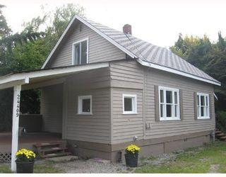 Photo 2: 24409 DEWDNEY TRUNK Road in Maple_Ridge: Websters Corners House for sale (Maple Ridge)  : MLS®# V732234