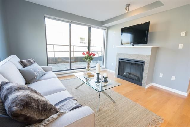 Photo 3: Photos: #407-997 W 22ND AV in VANCOUVER: Cambie Condo for sale (Vancouver West)  : MLS®# R2011235