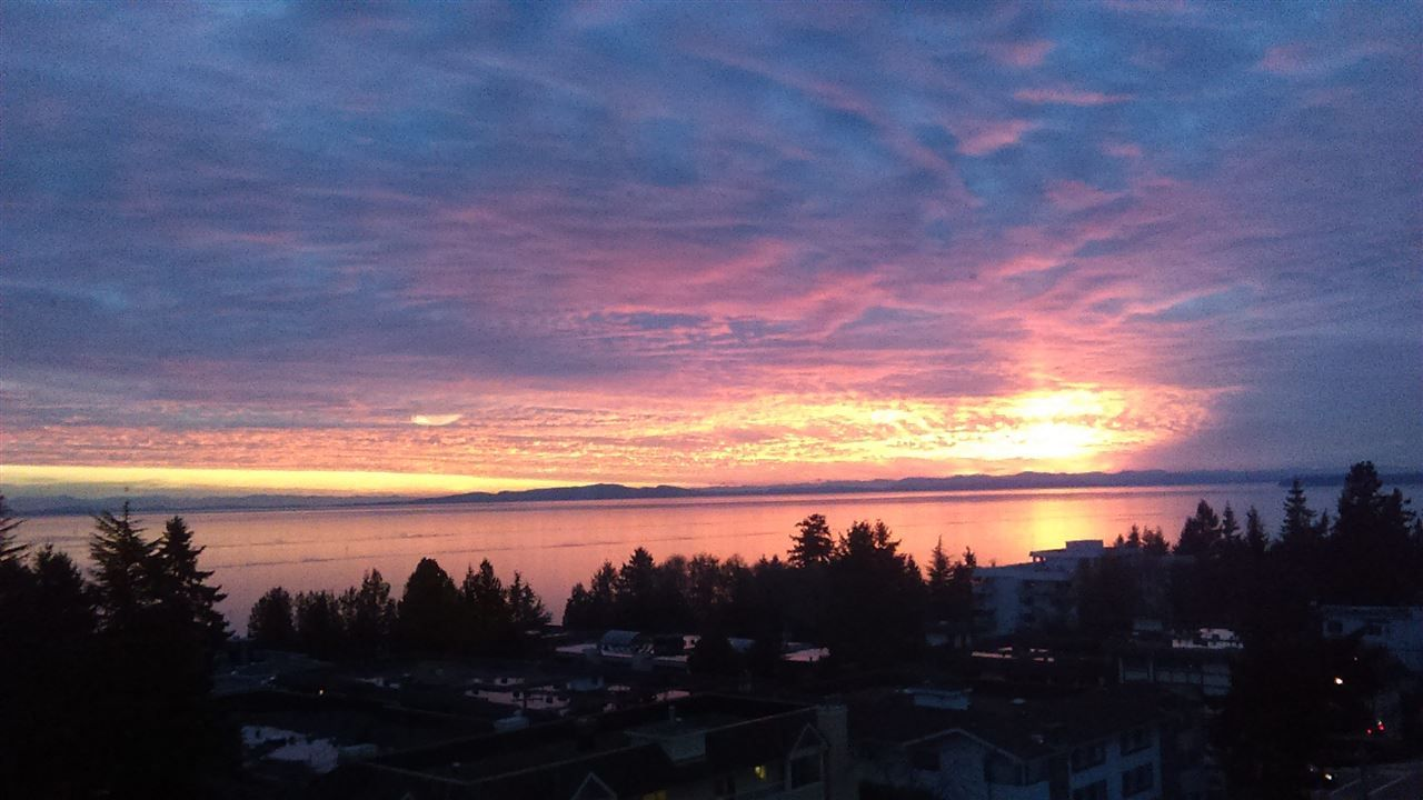 """Main Photo: 613 1442 FOSTER Street: White Rock Condo for sale in """"WHITEROCK SQUARE II TOWER III"""" (South Surrey White Rock)  : MLS®# R2118630"""