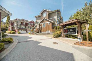 "Photo 1: 47 3009 156 Street in Surrey: Grandview Surrey Townhouse for sale in ""Kallisto"" (South Surrey White Rock)  : MLS®# R2578909"