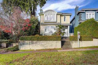 Photo 1: 3033 W 42ND Avenue in Vancouver: Kerrisdale House for sale (Vancouver West)  : MLS®# R2592296
