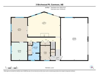 Photo 31: 3 Birchwood Place: Canmore Detached for sale : MLS®# A1123707