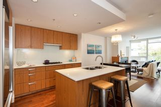 Main Photo: 102 1675 W 8TH AVENUE in Vancouver: Fairview VW Condo for sale (Vancouver West)  : MLS®# R2590359