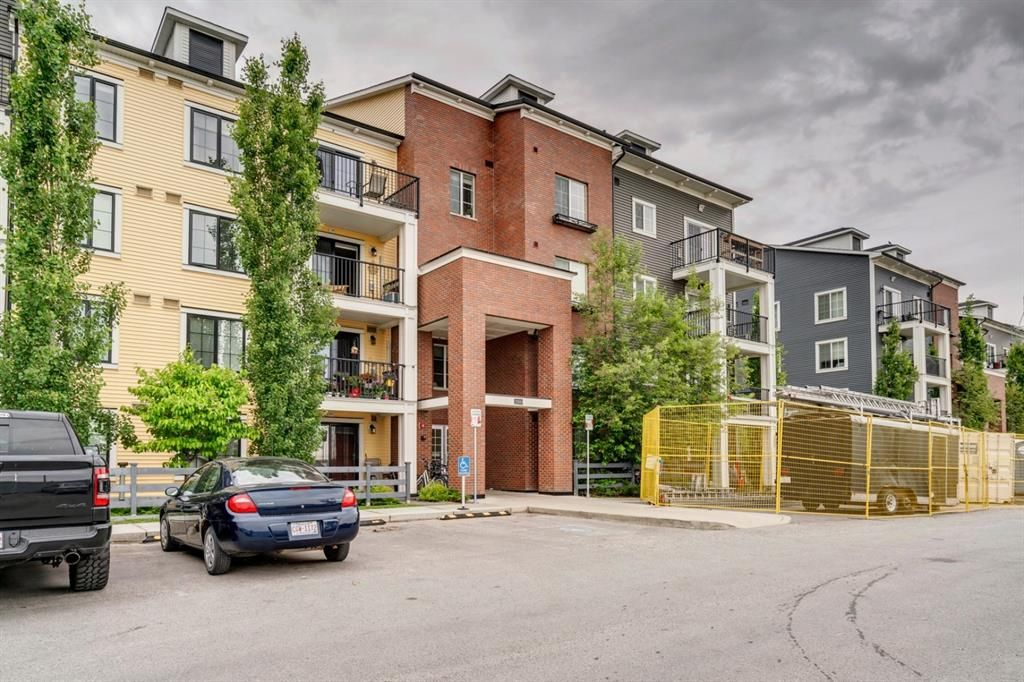 Main Photo: 2414 755 Copperpond Boulevard SE in Calgary: Copperfield Apartment for sale : MLS®# A1114686