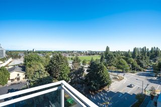 Photo 1: 911 3333 SEXSMITH Road in Richmond: West Cambie Condo for sale : MLS®# R2615103