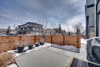 Photo 25: 1 4733 17 Avenue NW in Calgary: Montgomery Row/Townhouse for sale : MLS®# C4293342