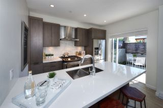 """Photo 8: 2293 E 37 Avenue in Vancouver: Victoria VE Townhouse for sale in """"GEORGE"""" (Vancouver East)  : MLS®# R2210885"""