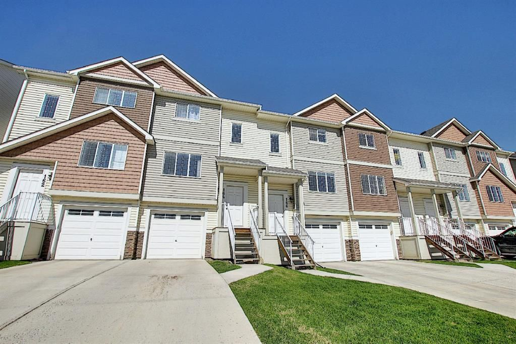 Main Photo: 166 PANTEGO Lane NW in Calgary: Panorama Hills Row/Townhouse for sale : MLS®# A1110965
