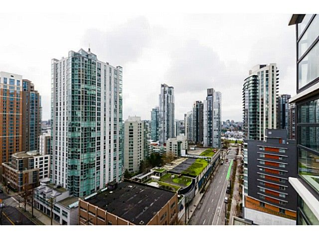 Photo 10: Photos: 1605 1295 Richards Street in Vancouver West: Downtown VW Condo for sale : MLS®# V1039646