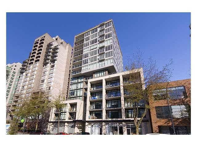 Main Photo: 1203 1252 HORNBY Street in Vancouver: Downtown VW Condo for sale (Vancouver West)  : MLS®# R2614883