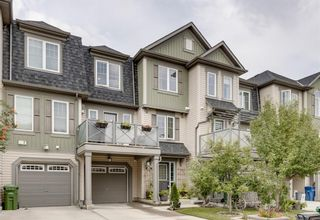 Photo 1: 108 Windstone Mews SW: Airdrie Row/Townhouse for sale : MLS®# A1142161