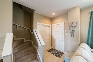 Photo 3: 17 6075 Schonsee Way in Edmonton: Zone 28 Townhouse for sale : MLS®# E4234257