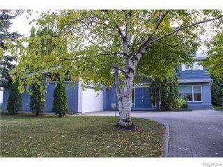 Photo 1: 14 Birkenhead Avenue in Winnipeg: Tuxedo Residential for sale (1E)  : MLS®# 1626083