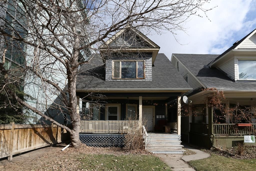 Main Photo: 320 21 Avenue SW in Calgary: Mission Detached for sale : MLS®# A1097564