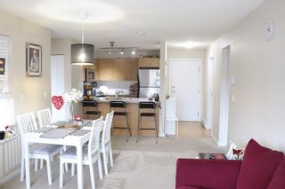 """Photo 6: 203 6815 188 Street in Surrey: Clayton Condo for sale in """"COMPASS"""" (Cloverdale)  : MLS®# R2421631"""