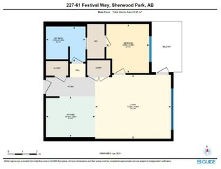 Photo 50: 227 61 Festival Way: Sherwood Park Condo for sale : MLS®# E4242368